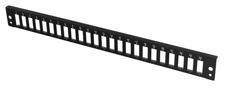 24xSC Duplex Front Plate