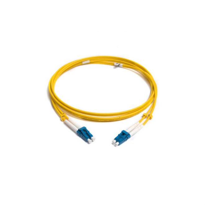 LC_PC-LC_PC Duplex SM OS1 YELLOW 1m