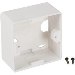 Surface frame RAL9010 – EFB-Elektronik Online-Shop – EN