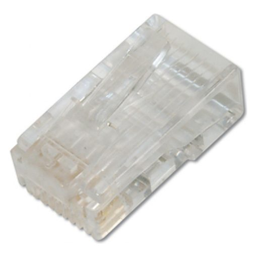 DIGITUS CAT 6 modular plug for round cables, unshielded
