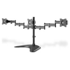 DIGITUS Universal Triple Monitor Stand