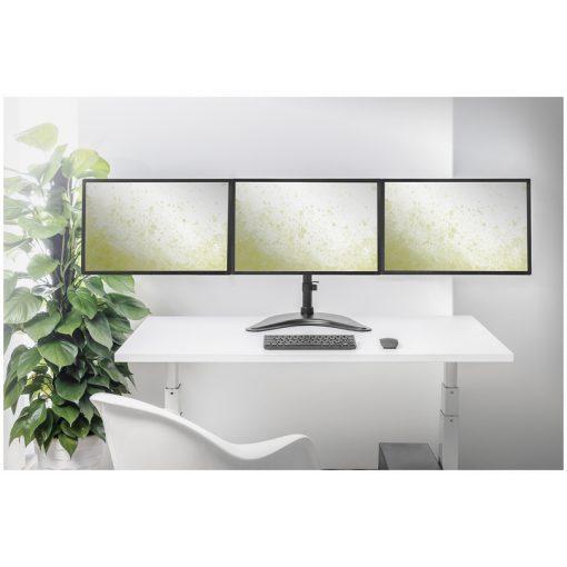 DIGITUS Universal Triple Monitor Stand_1