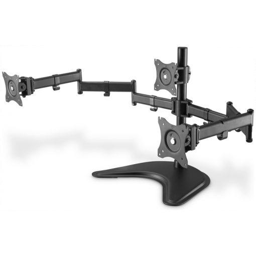 DIGITUS Universal Triple Monitor Stand_3