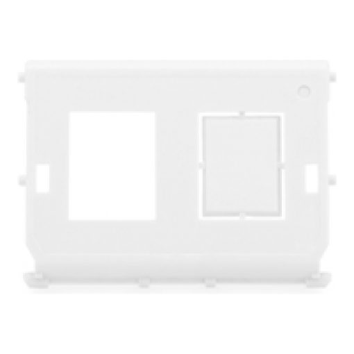 Inlet for Outdoor Surface Mount Box for Keystone Modules