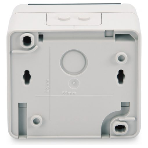 Outdoor Surface Mount Box for Keystone Modules, IP44_2
