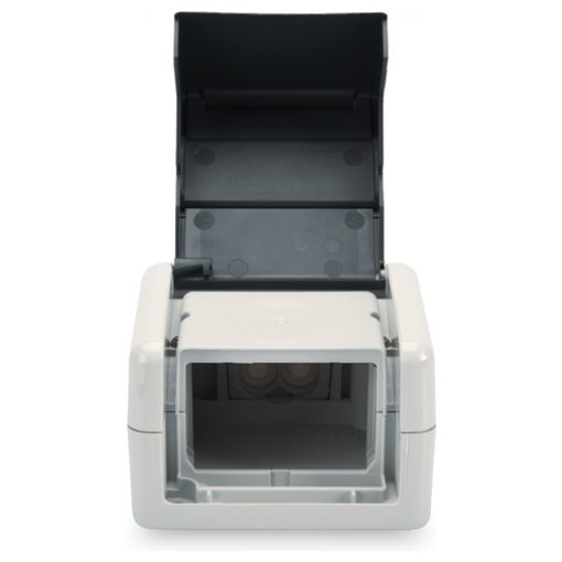 Outdoor Surface Mount Box for Keystone Modules, IP44_3