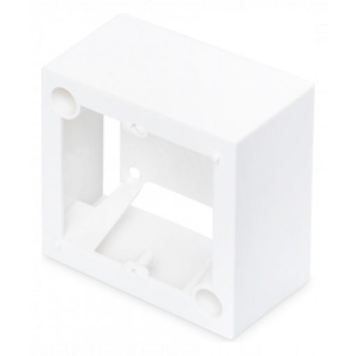 DIGITUS Surface Mountbox for Walloutlet Faceplates 80×80 mm