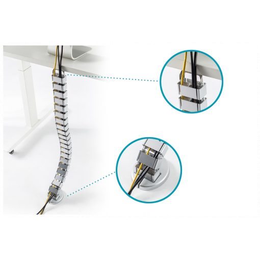 Flexible Cable Routing with Adjustable Length_2