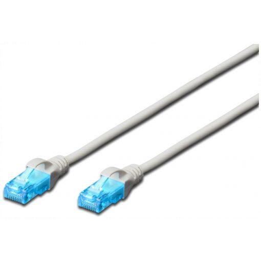 CAT 5e_U-UTP_patch cord_PVC_5 m_grey_DK-1511-050