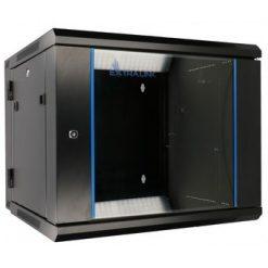 Extralink 12U 600×600 Black ѕиден кабинет